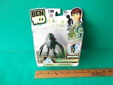 "Ben 10 Haywire Ampfibian 4""in Figure Bandai #32269 Green Alien Figure Cool!!!"