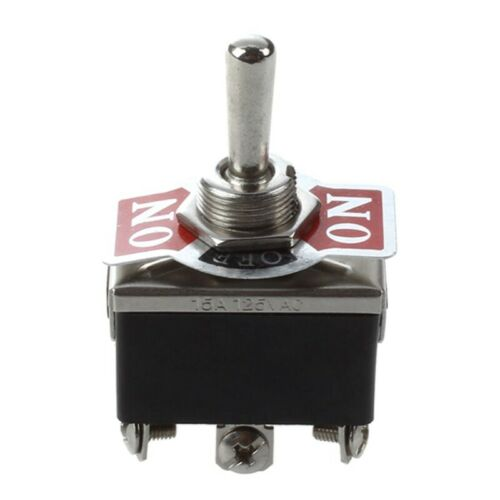 DL 5X Kippschalter Schalter 20A 12V Ein//Aus//Ein Schalter ON//OFF NEU GK