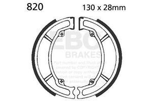 FIT SYM  HD 125/200 04>07 EBC Plain Shoe Rear Left