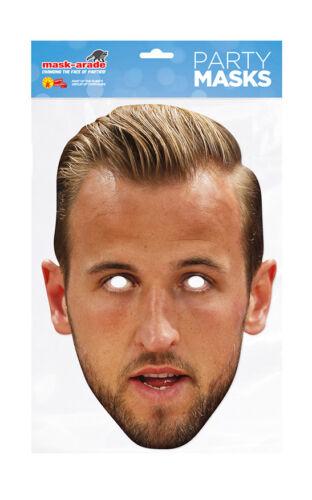 Harry Kane Official Celebrity Face Mask