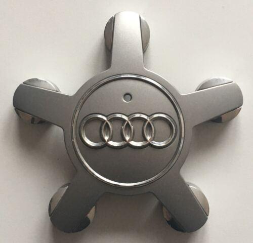 4 Original Audi Emblème Cache-Moyeux Enjoliveur D/'Origine 4F0601165N Top