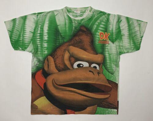 Vintage Super Nintendo Donkey Kong Country Video G