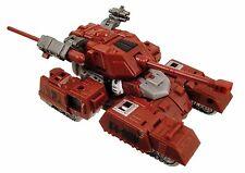 Transformers Generations WARPATH Complete Hasbro Deluxe Tank