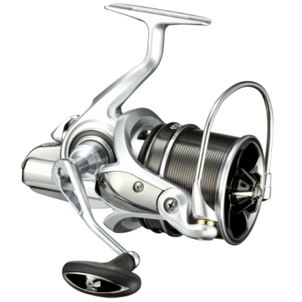 Daiwa Spinning Reel 18 Tournament Surf 35 08 PE For Fishing From Japan