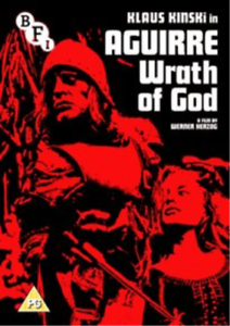 Peter-Berling-Del-Negro-Aguirre-Wrath-of-God-UK-IMPORT-DVD-NEW