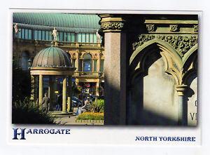 Postcard of Victoria Gardens Harrogate North Yorkshire - Retford, United Kingdom - Postcard of Victoria Gardens Harrogate North Yorkshire - Retford, United Kingdom