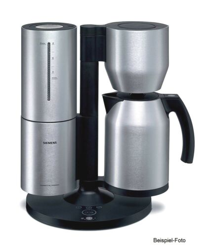 ⭐️ Siemens Porsche Design TC911P2 Kafee Kaffeemaschine Cafe Maschine Kaffee ⭐️
