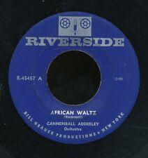 pc45-Jazz-Riverside 45457-Cannonball Adderley