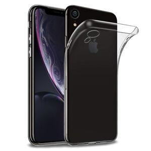 Apple-iPhone-XR-2018-6-1-034-A1984-Coque-Gel-Ultraslim-Silicone-Ultra-Fine-Etui