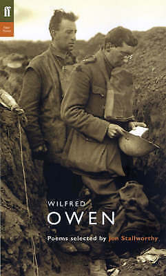 Faber Wilfred Owen-ExLibrary