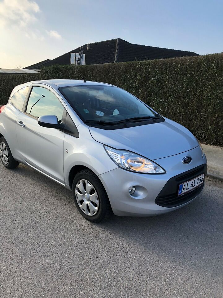 Ford Ka, 1,2 Titanium, Benzin