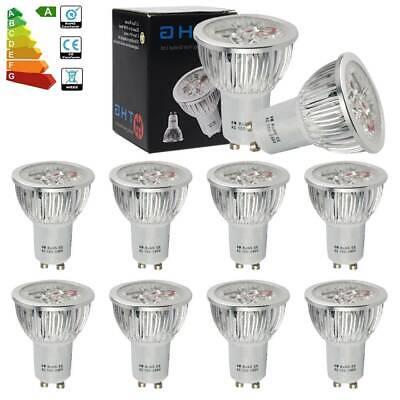 10 Ampoule Lampe Spot Halog/ène GU10 35W Blanc Chaud