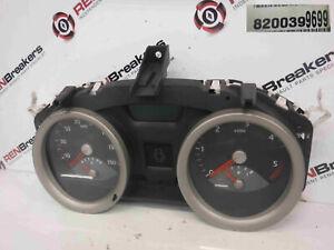Renault-Megane-2002-2008-Instrument-Panel-Dials-Gauges-Clocks-8200399699
