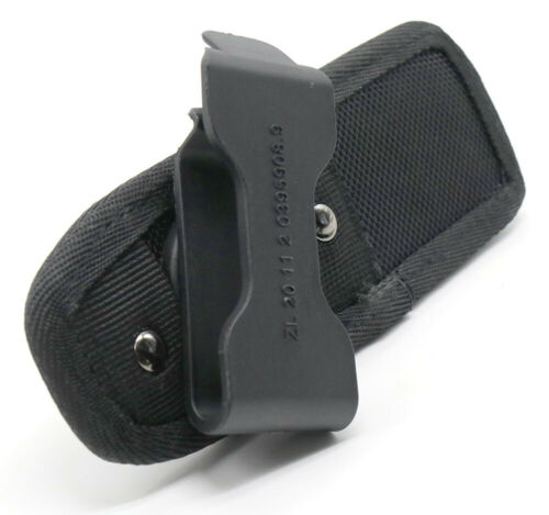Pouch Holster Belt Carry Case Holder 360 Degrees Rotate for UltraFire Flashlight