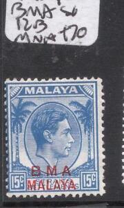 Malaya BMA SG 12b MNH (4dma)