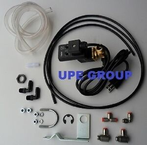 Electronic Tank Drain Air Compressor W Adjustable Timer