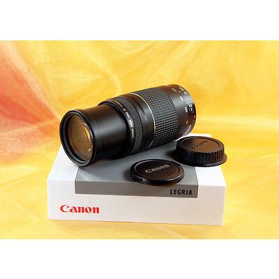 Canon EF 75-300 III für z.B. EOS 5D II/III 6D 7D 750D 550D 650D 1200D 760D 70D+