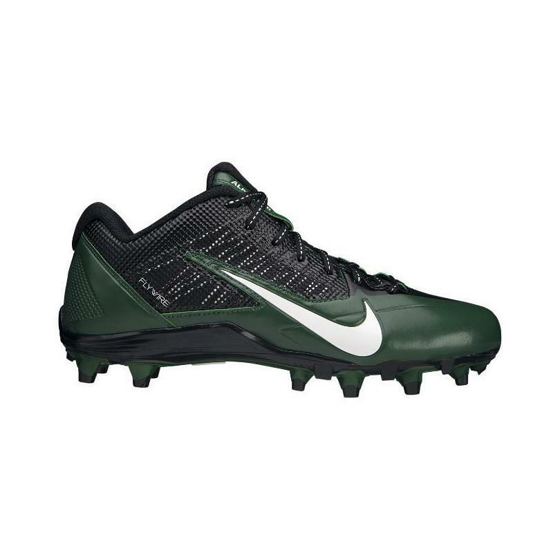 Nike Mens Alpha Pro TD SB Low Football Cleats New York Jets Size 12