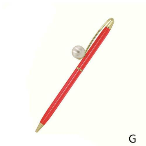 Pearl Metal Ballpoint Pen Rotary Ballpoint Pen School Students Acc Office P3A3