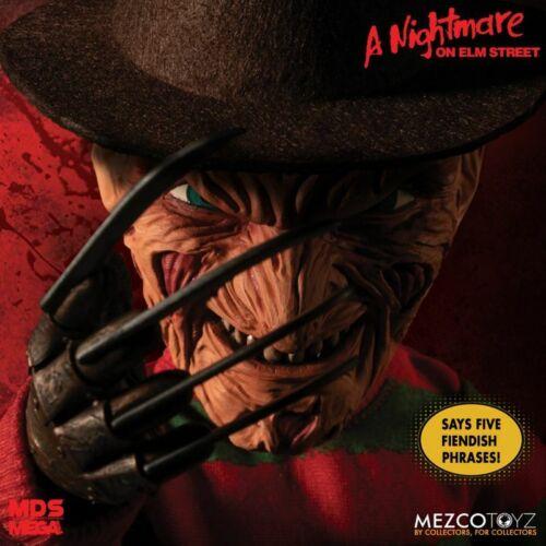 Mezco Toyz Mega Scale Nightmare on Elm St Freddy Krueger Talking Figure 25890