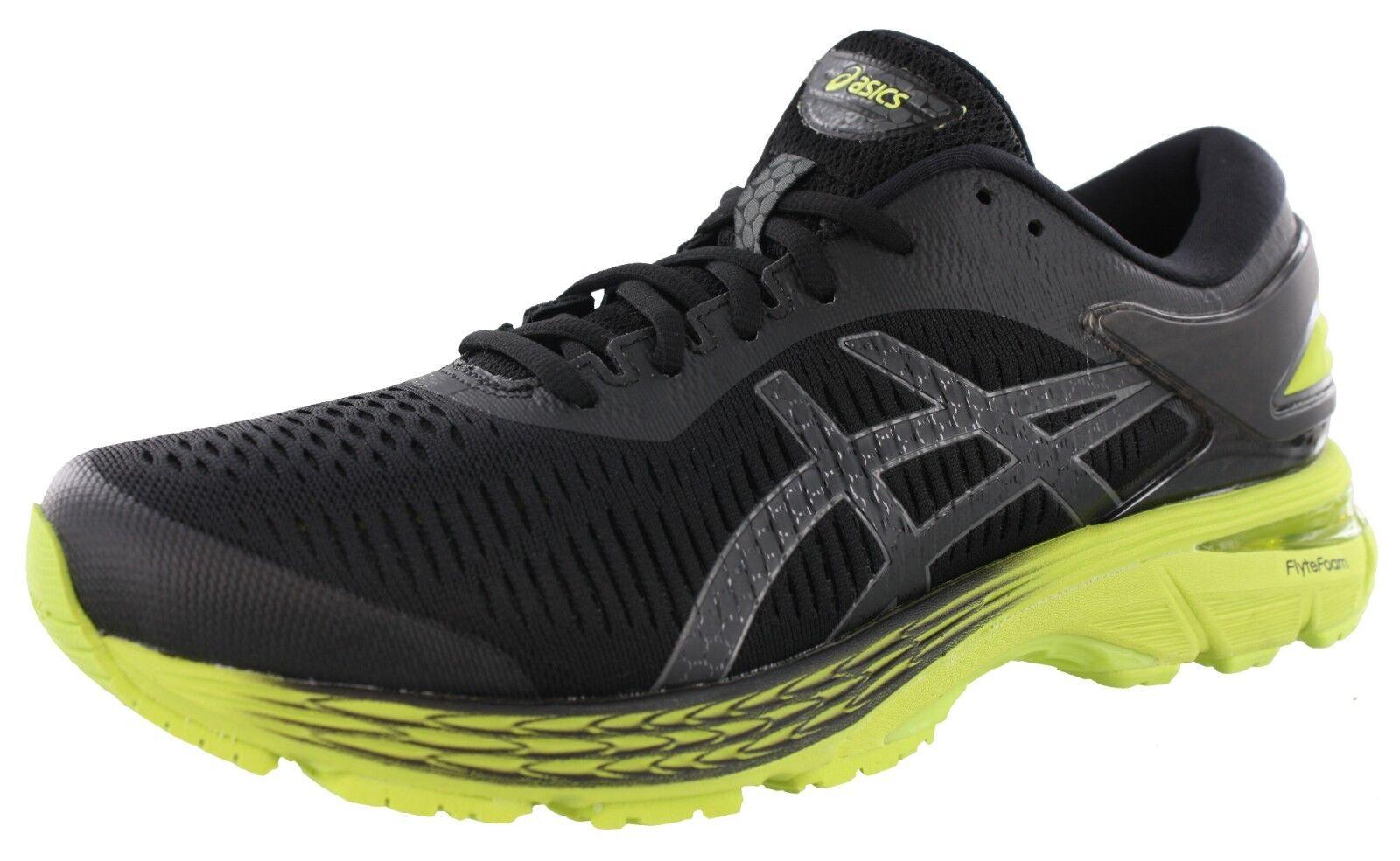b60c7904477 ASICS GEL Kayano 25 Running Shoes Men's Size 11 Black 1011a019-001 Last Pair