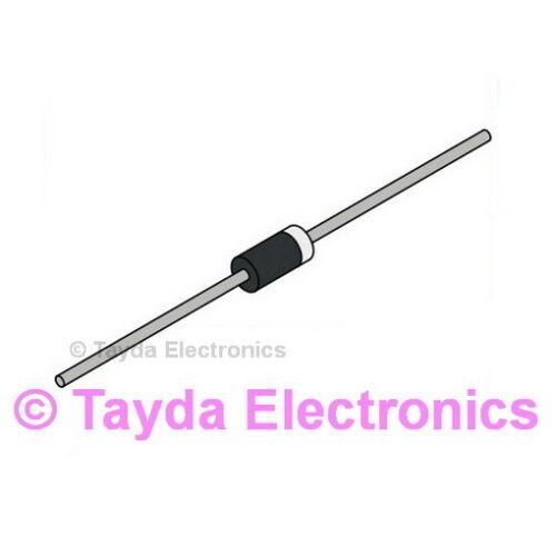 10 MTZJ5V6-500mW Hermetically Sealed Glass Zener Diodes  Lot of 3 25 or 100