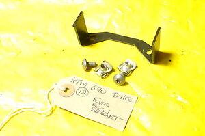 image is loading ktm-690-fuse-box-bracket-bolts-bike-breaking-