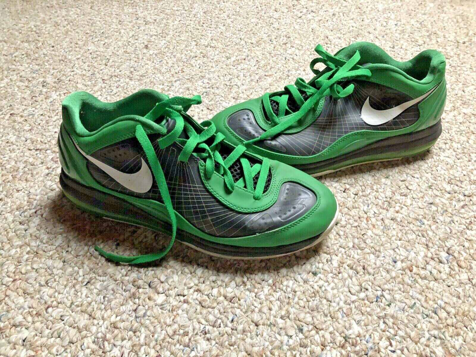 Hombre Nike Air Max Bb Rajon Rando Boston Celtics Zapatos 441947-301 Talla 11