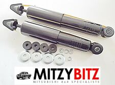TOP QUALITY MITSUBISHI L200 K74 96-06 FRONT MANUAL SHOCK ABSORBERS / DAMPERS X 2