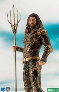 Statue officielle Artfx du film Aquaman Justice League de Dc Comics de Kotobukiya