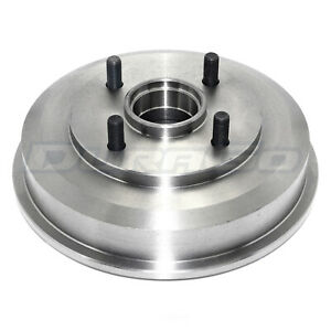 Compatible with 2000-2008 Ford Focus Rear Brake Drum with Bearing