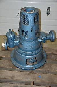 Labour Vertical Chemical Pump 12-BG Size 12 / 2 5X2 5X6