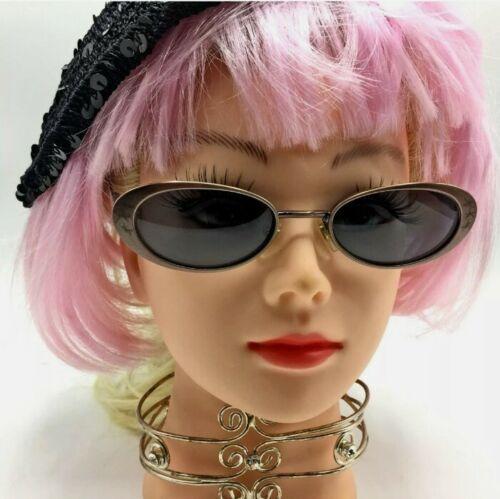 Vintage CHLOE LUXE Sunglasses. 1960s Retro Mod Sty