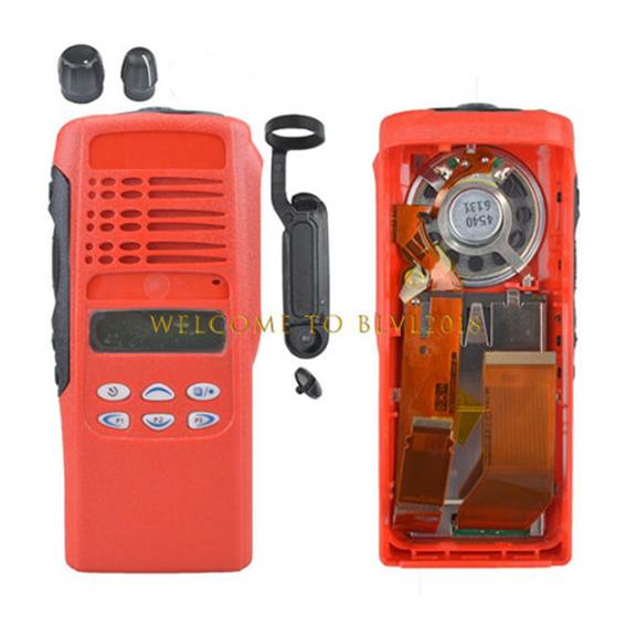 Green Limited-Keypad ReplacementHousingCaseCoverFor Motorola  HT1250 RADIO