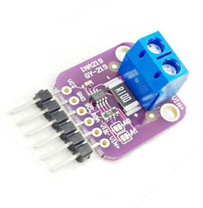 INA219-I2C-IIC-Bi-directional-Power-Monitor-Power-Supply-Detect-Sensor-ASS