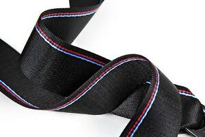 Genuine Bmw M Sport Seat Belts Bmw M Bmw E46 E60 E90 F10 F30 E87 E70 E71 Ebay
