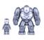 Super Heroes Iron Man Hulkbusters Model Building Blocks  Lego Toys For Children