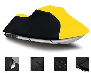 Yellow Yamaha Exr 2019 2020 Jet Ski Watercraft Cover Ebay