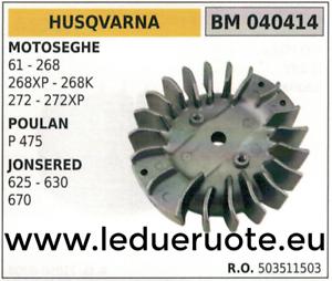 503511503 VOLANTE MAGNÉTICO imán ventilador MOTOSIERRA HUSQVARNA 61 268 272