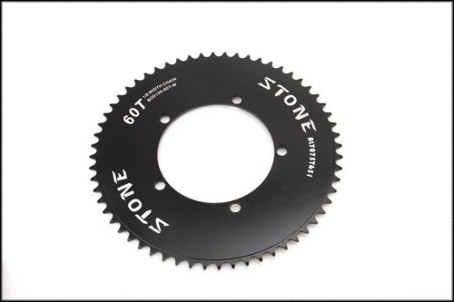 """Bicycle 1//8/"""" Width Chain Fixed Gear Chainring BCD130 51T 53T 60T For Track Bike"""
