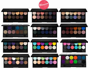 sleek makeup i divine 12 colours eyeshadow palette 100 genuine ebay