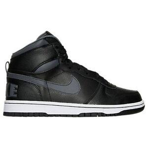 New Nike Men's Big Nike High Shoes (336608-014)  Men US 8 / UK 7 / Eur 41