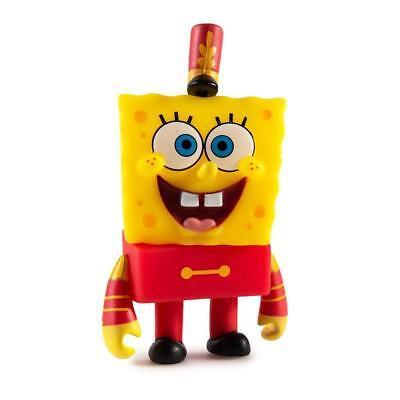 Kidrobot Many Faces of Spongebob Squarepants Mini Series Pickles