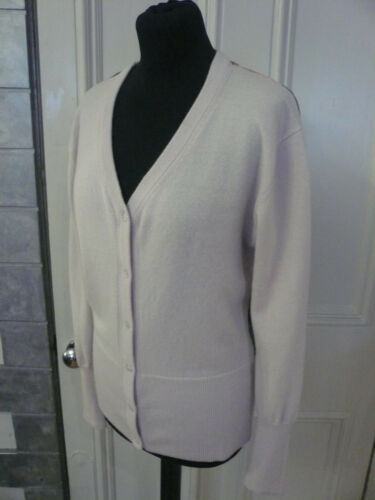 70 Chic 12 Nuovo Merino Elegant Stylish Cardigan 30 M Exquisite Beautiful Shmere 1wqnX4xAOw
