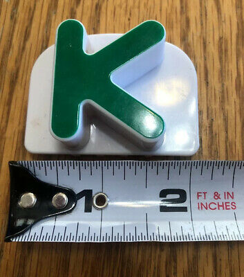Leap Frog Word Whammer Fridge Phonics Replacement Letters Uppercase  sold as Lot