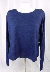 NEW Aeropostale Prince & Fox Sleep Blue Marled Sweater (A1-91) | eBay