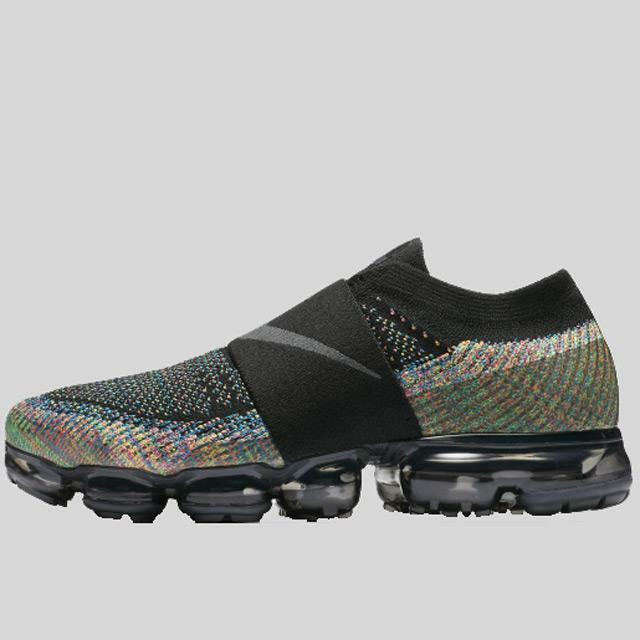Nike Air Vapormax Flyknit Moc Multicolor Size Size Size 9. AH3397-003 Max 1 90 95 97 46dcad