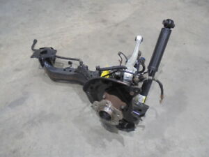 NISSAN QASHQAI MPV Rear Suspension N/S 2016: 36870