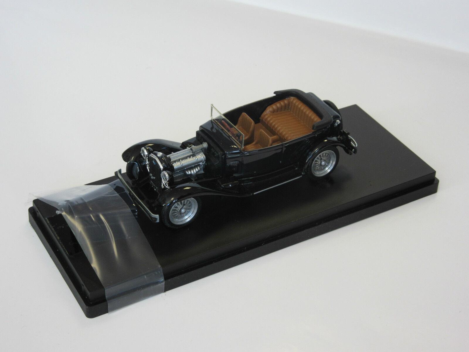 Alfa Romeo 1750 Torpedo 1930 with engine  Rio4200  RIO 1 43 New in a box