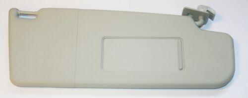 VW Polo Light Gray Sun Visor Drivers Right Side 6N0 857 552 F//G 2000 to 2001
